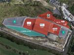 Secure Open Storage Plot With Railhead - To Let