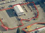 Secure Open Storage Compound With Office/Storage Unit - To Let On Flexible Terms In Wembley