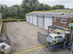 Industrial / Warehouse Unit With Self Contained Yard - To Let In Hounslow