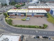 Short-Term Warehouse / Storage Facility With Yard - To Let In Alperton